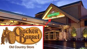Cracker Style Log Homes Exclusive First Cracker Barrel In Las Vegas Headed To Silverton