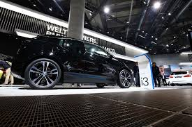 bmw i3s showcased at frankfurt to make ev more appealing
