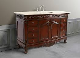 Antique Style Bathroom Vanities by Design Element Heritage 61