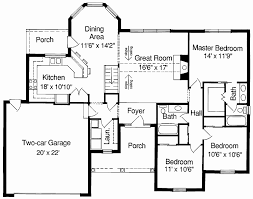 easy floor plan simple house plan inspirational simple floor plans best easy to