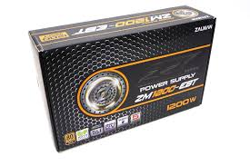 the zalman zm1200 ebt 1200w power supply review