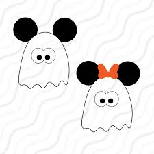 halloween silhouette png ghost mickey mouse svg halloween disney svg cut table design svg