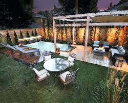 Small Sloped Backyard Ideas Above Ground Pool Ideas Backyard Intex Pool Backyard Ideas