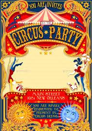 carnival themed invitations templates 23 carnival invitations free