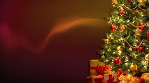 Latest Christmas Tree Decorations Download Wallpaper 1920x1080 Christmas Tree Garland Gifts