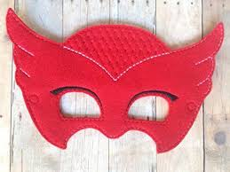 pj masks owlette handmade mask hl u0027s place http www amazon dp