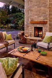Mexican Patio Furniture by Mexican Inspired Patio Patio Mediterranean With Wood Beams Teak