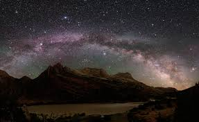 Milky Way Galaxy Map 80 Percent Of Americans Can U0027t See The Milky Way Anymore