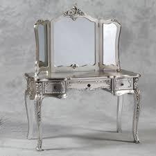 vanity table with mirror modern interior design inspiration