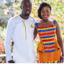 tenue africaine pour mariage tenue mariage africain photos de robes