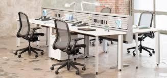 chaise de bureau knoll chaise de bureau contemporaine ergonomique à roulettes avec