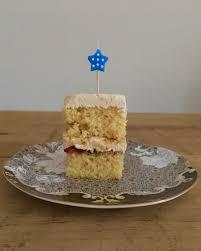 peanut butter u0026 jam mini cake thelittleloaf