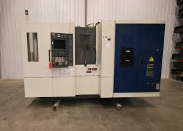 mori seiki nh4000 cnc horizontal machining center