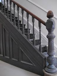 Painted Banister Ideas Pin By Pascale De Groof On Stairs And Staircases Pinterest