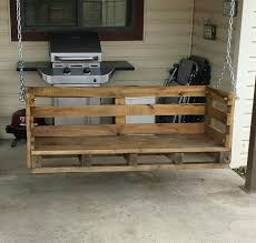 The 25 Best Diy Pallet by The 25 Best Pallet Porch Swings Ideas On Pinterest Diy Exterior