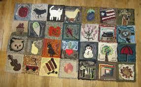 Primitive Hooked Rugs Back To Larkrise Primitive Rughooking To Primitive Quilts