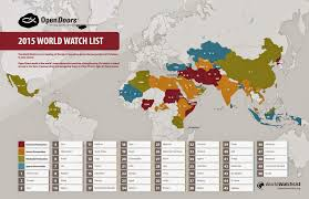 Future Map Of The World by Facing Islam Blog Persecution Of Christians A Significant