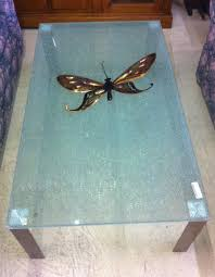 coffee tables ideas best shattered glass coffee table for sale