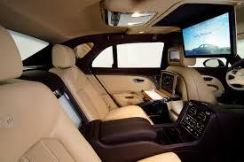 Brown Car Interior Luxury Car Interiors Think Vip
