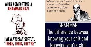 Funny Grammar Memes - 34 memes for the grammar police