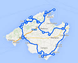 Menorca Spain Map by 10 Days In Mallorca Things To Do In Mallorca