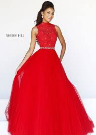 best 25 sherri hill red dress ideas on pinterest prom sherri