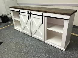 Ana White Desk Plans by Ana White Grandy Sliding Door Console Diy Projects