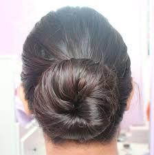 hair bun easy hair bun tutorial jhoy