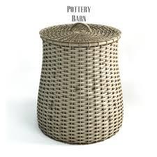 pottery barn grain basket by erkin aliyev 3docean