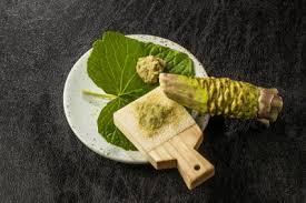 qu est ce que le raifort cuisine wasabi ou raifort japonais définition et recettes de wasabi ou