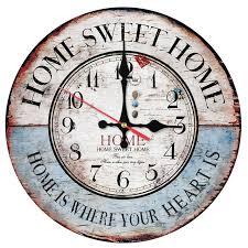 Home Decor Clocks 2017 Top Sale Wall Clock Wooden Clocks Home Decor Quartz Watch