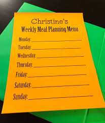 weight loss planner template new year new weight loss binder xtine danielle my weekly meal planner preparation is key to weight loss