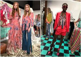 Hit The Floor Olivia - new york fashion week show reviews for spring summer 2018