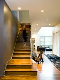 Stair Landing Rug Exterior Stairs And Landings Staircase Modern With Steel Railing