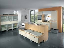 kitchen with island bench kitchen idea of the day modern colored kitchen by alno ag