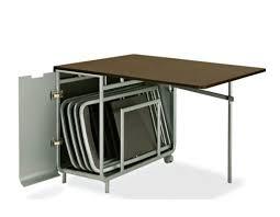 table escamotable cuisine d coratif table pliante cuisine de blanche chaise mur eliptyk