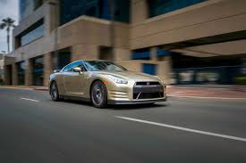 gold nissan car 2016 nissan gt r 45th anniversary gold edition gets its us photo