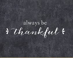 being thankful for the here and now hawk talk