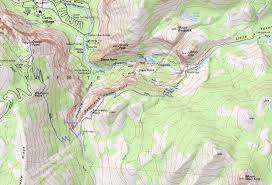 Yosemite Valley Map Jmt Day 2 Back To Square One Gipfelrast At