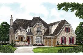 chateau house plans eplans chateau house plan european inspired luxury 3620 square