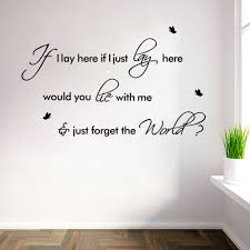 Decoration Star Wall Decals Home by Plum Branches Butterfly Wall Sticker For Kids Rooms Wall