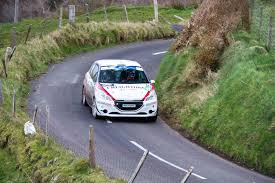 peugeot used car event further prize fund from peugeot sport for junior brc drivers