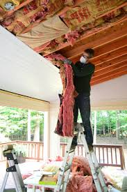 Best Way To Paint Beadboard - how to install a wood plank ceiling young house love
