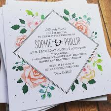 How To Design Your Own Wedding Invitations Spring Wedding Invitations Marialonghi Com