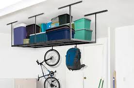 Best Garage Organization System - top 5 best ceiling overhead garage storage racks reviews in 2017