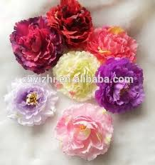 Wholesale Carnations Artificial Carnations Flowers Heads Wholesale Fabric Spray