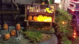 knott u0027s scary farm 2017 department 56 halloween haunt limited