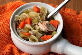 leftover turkey soup easy day after thanksgiving recipe foody