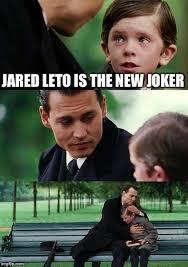 Jared Leto Meme - finding neverland meme imgflip