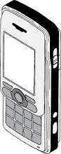 cell phone black white line art coloring book colouring coloring